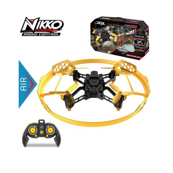 Toy State Nikko DRL Drone Racing League Air Elite 115 Quadcopter Racing Done